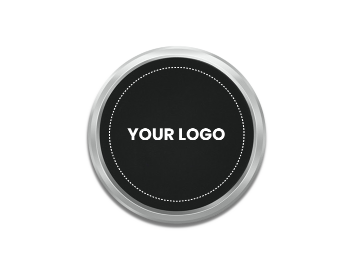 Car Vent Magnetic your Logo
