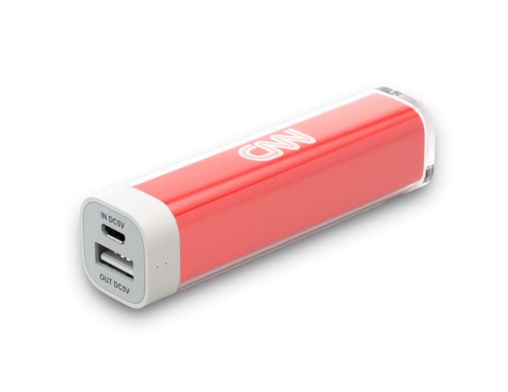 Red Halo Power Bank