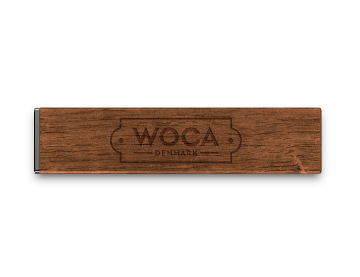 Walnut Timber Power Bank Engraved