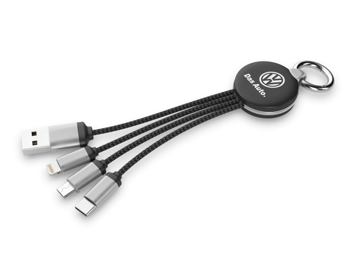 Glowing USB Charging Cable