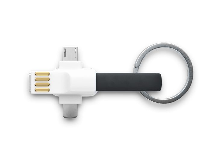 Magnetic 3in1 USB Cable