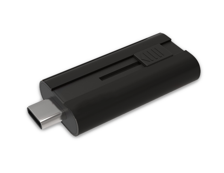 Type-C Sliding USB Back
