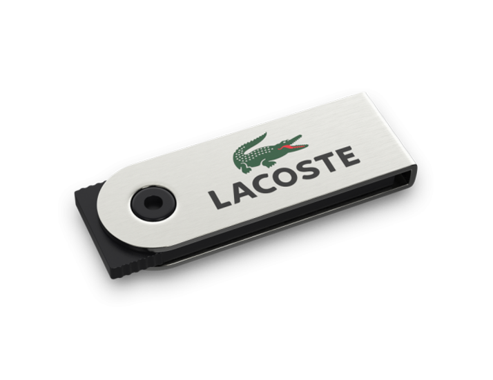 Micro Twister USB Drive Perpsective