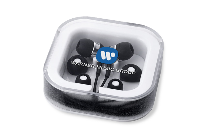 Basic Promotional Earbuds