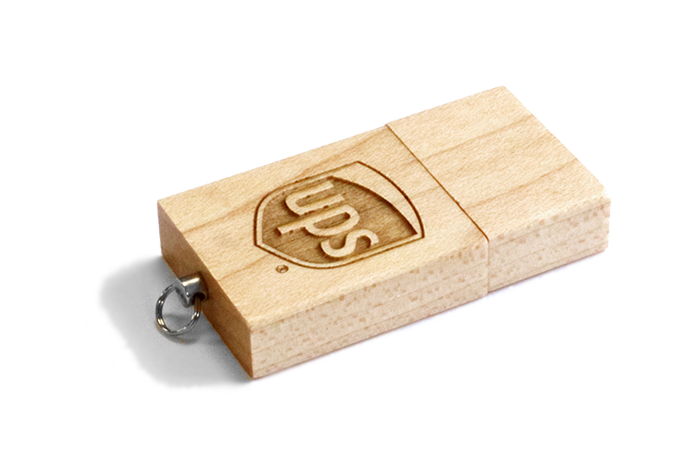 Eco Wood USB Drive