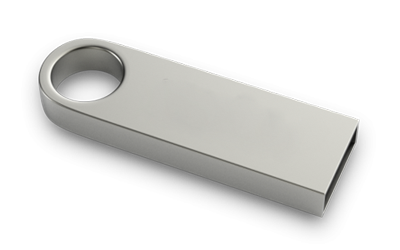 Express Loop USB Drive Back