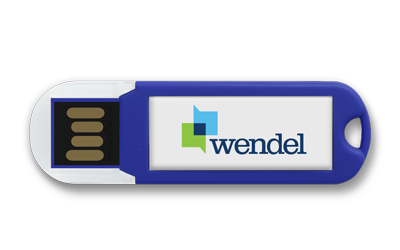 Spectra USB Drive Front