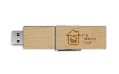 Clothes Peg USB Stick