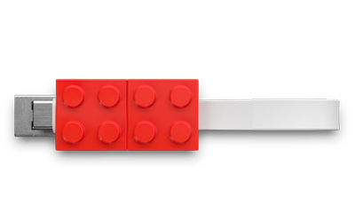 Brick USB Cable Front