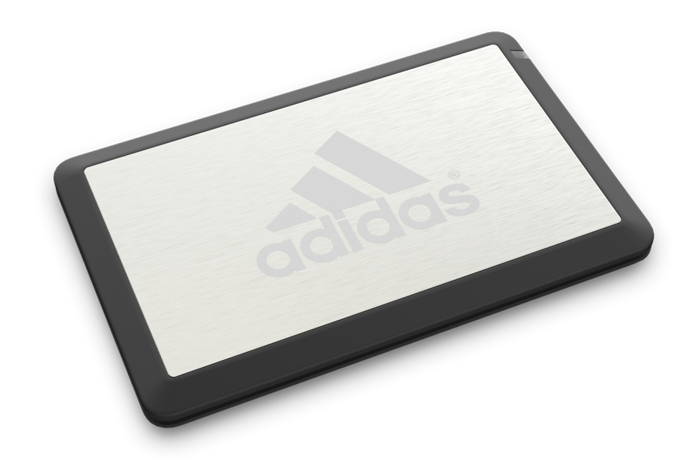 Plate USB Credit Card